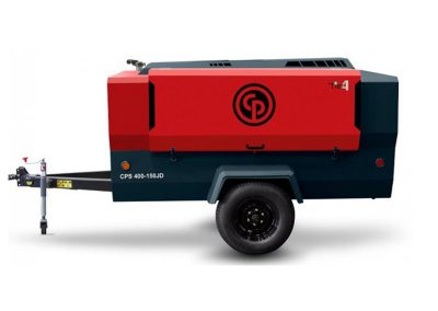 375 CFM Towable Air Compressor