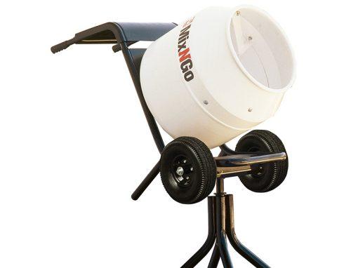 2 1/2 CF Electric Concrete Mixer