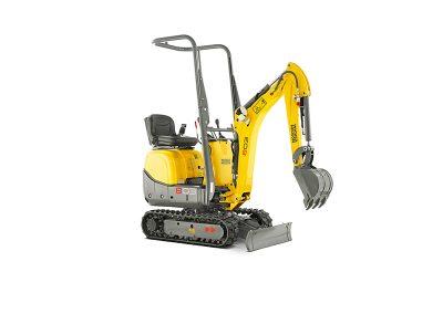 2400lbs 5′ 9″ Dig Depth Mini Excavator