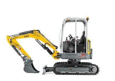 5600lbs 8'4″ Depth Mini Excavator