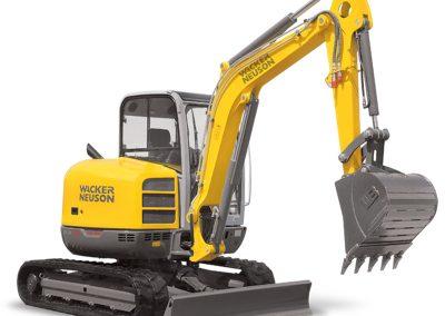 13000lbs 11'9″ Depth Mini Excavator