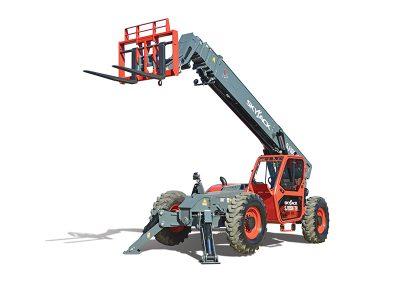 10,000lbs 55′ Forklift Telehandler