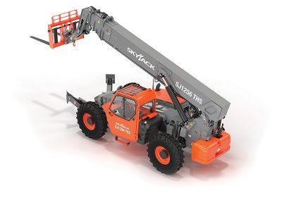 12,000lbs 55′ Forklift Telehandler