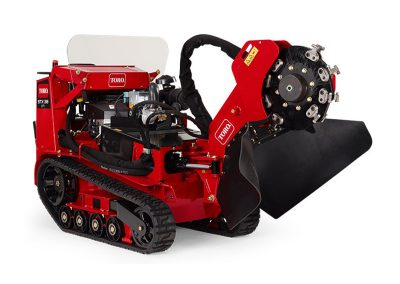 38hp Walk-Track Stump Grinder
