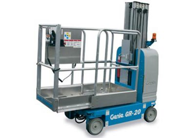 20′ One Man Driveable Electric Lift