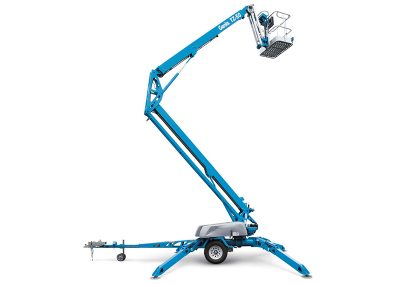 50′ Towable Electric Lift