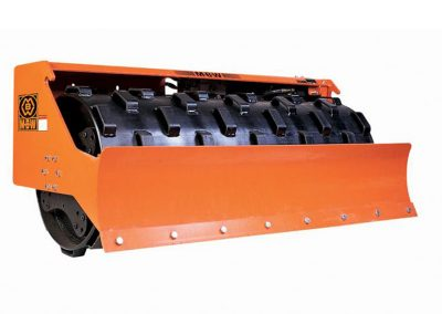 Padfoot Roller Attachment for Skidsteer