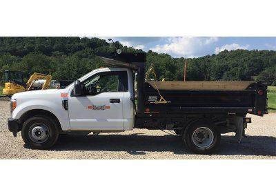 1 Ton Dump Truck