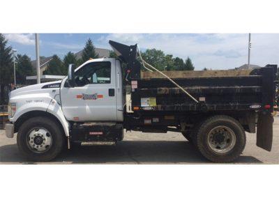 7 Ton Dump Truck