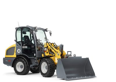 .85yd Compact Articulating Wheel Loader